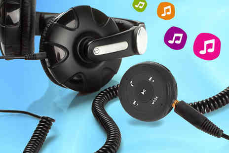 Mobile Heads - Bluetooth Audio Transmitter with Microphone - Save 60%