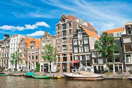 Mercure Amsterdam Airport Sloten - Two nights in the city of Amsterdam at a 4 star hotel with breakfast and one dinner - Save 50%