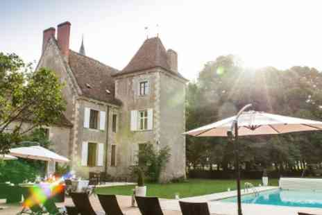 Chateau le Sallay - Two nights in a luxury French chateau including breakfast - Save 67%