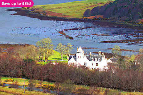 Skeabost Country House Hotel - Inviting Country House Hotel on the Hebridean Jewel - Save 68%