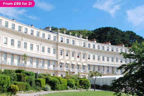 Osborne Hotel - Getaway to the English Riviera - Save 34%