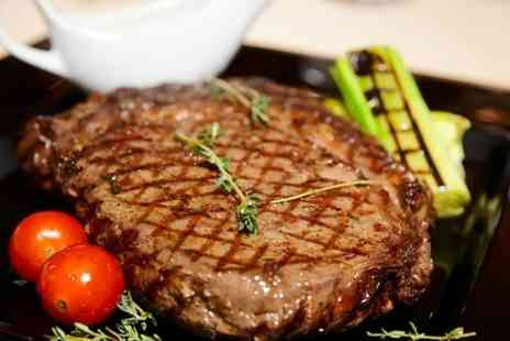Milena Restaurant - Two Course Steak Meal For Two - Save 60%