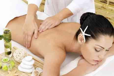 Kanwa - Aromatherapy Facial, Indian Head Massage or Reiki  - Save 59%