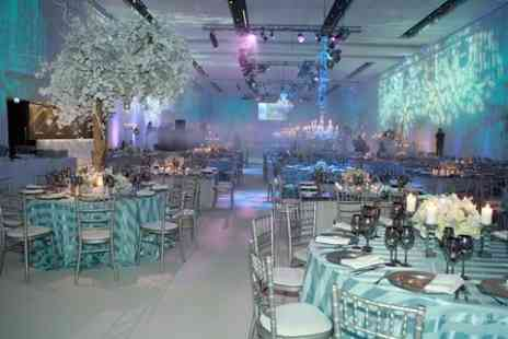 White Weddings & Events -  Entry to Emirates Premier Wedding Exhibition For Two - Save 50%