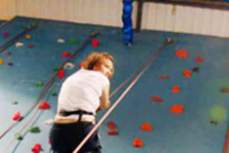 Boulders Indoor Climbing Centre - 1½ Hour Long Introductory Climbing Session - Save 58%