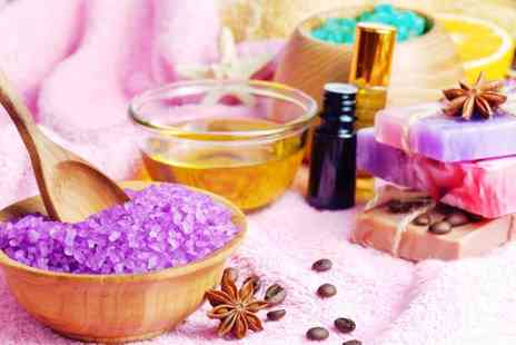 The Soap Factory - Three hour sugar scrub workshop including equipment, materials & tea or coffee - Save 75%