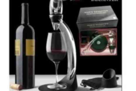 Seleccion de Producto - Professional wine aerator decanter tower  - Save 59%