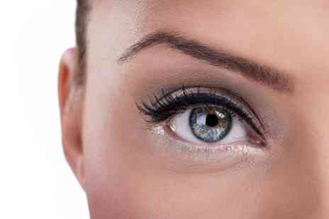 Ambertone Health - Eyebrow shape and tint, plus an eyelash tint - Save 50%