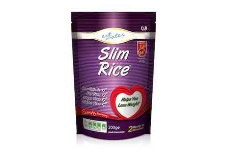 NAH Foods - Choice of Eat Water Slim Noodles, Slim Rice, Slim Pasta Spaghetti, or Slim Combo Pack - Save 51%