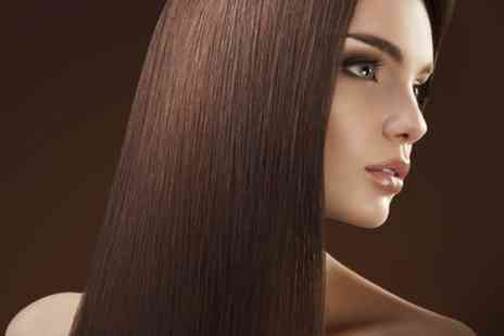 Crystal Cuts - Cut and Blow Dry - Save 55%