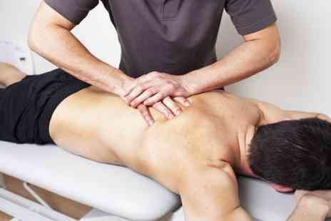 Health HQ - Chiropractic Consultation and Treatment  - Save 83%