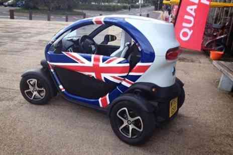 Can You Experience - Twizy Electric Car Hire - Save 51%