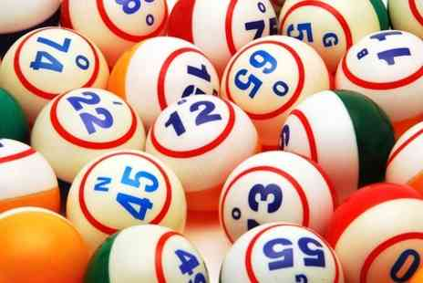 Ritz Bingo Hall Belper - Bingo Evening With Six Tickets Per Game, Dabber and Glass of Wine  - Save 74%