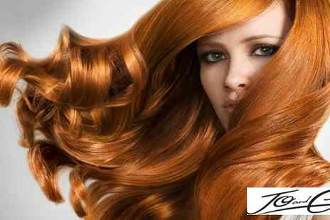 Jo and Cass Preston - Cut  Colour & Conditioning treatment  - Save 50%