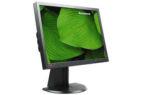 Datec Technologies  - Grade A Refurbished Lenovo Monitor - Save 68%