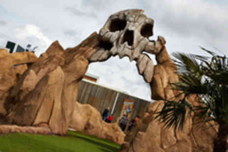 Pirate Island Adventure Golf - A Round of Pirate Themed Adventure Mini Golf for Two  - Save 47%