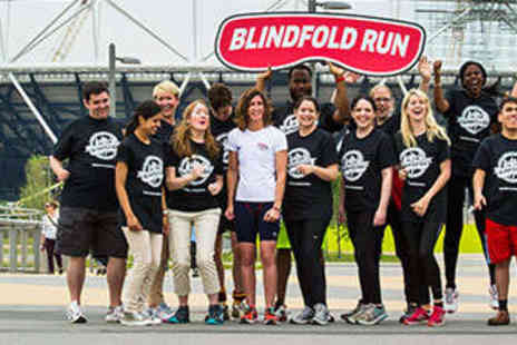 The Royal London Society - Entry for One Pair for 5k or 10k Blindfold Run - Save 50%