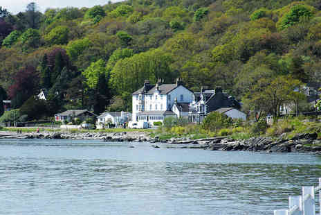 The Royal an Lochan - One Night  Argyll Break for Two with Breakfast - Save 49%
