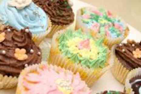 Teach Me Sugarcraft - Half day cupcake decorating course - Save 73%