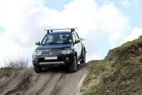 True Grip Off Road  - One Hour Shared or One On One Off Road Driving Experience  - Save 60%