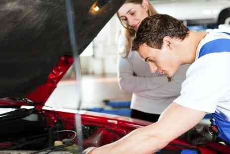 MTS Car Service Centre - Car MOT  - Save 65%