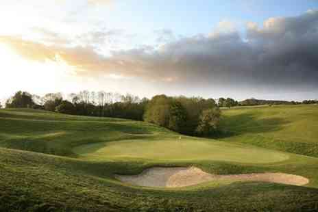 Dale Hill - One Night 4 Star Stay For Two With Golf  - Save 50%