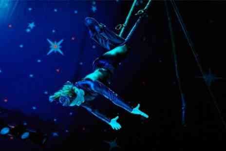 Paulos Circus -Two Tickets to  Paulos Circus - Save 50%