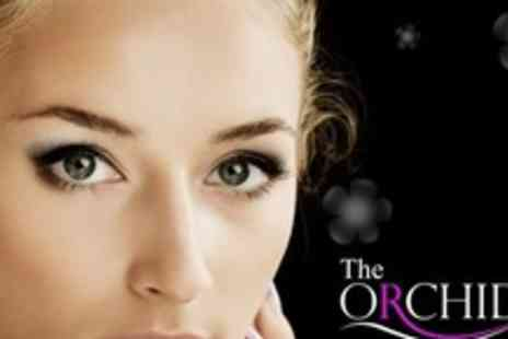 The Orchid Hair Beauty Bridal - Choice of Facial and Body Massage - Save 80%