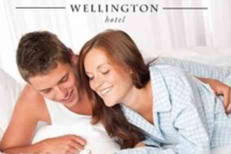 Wellington Hotel - Three Night Stay With Breakfast For Two - Save 61%
