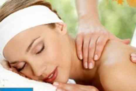 Halsa Care Centres - One Hour Full Body Massage Plus Spinal Assessment - Save 73%
