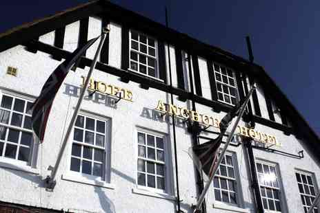 The Hope Anchor Hotel -  18th Century Hotel stay with Breakfast - Save 59%