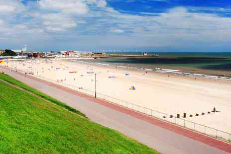 The Cliff Hotel - Great Yarmouth Coastal Getaway including Breakfast - Save 38%