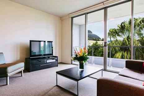 Cairns Harbour Lights - Overnight Cairns Marina Apartment Stay with Extras - Save 44%