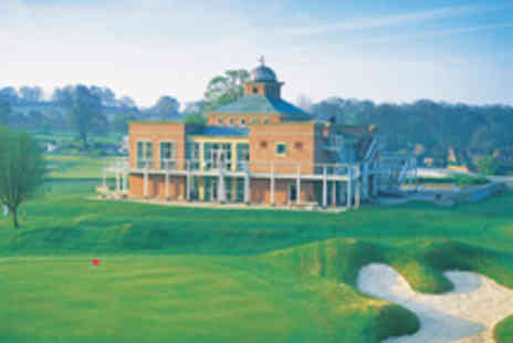 Hawkstone Park Golf Club  - 18 Holes of Golf for Two  - Save 63%