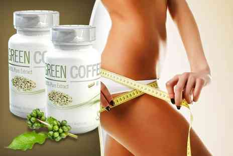 GB Supplement - Two month supply of super strength green coffee capsules - Save 58%