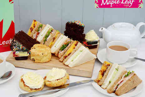 Skelton Garden Centre - Afternoon Tea for Two - Save 50%