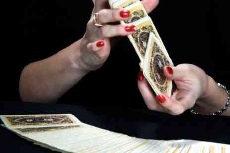 Angel Cakes - Tarot Card Workshop Plus Afternoon Tea  - Save 50%
