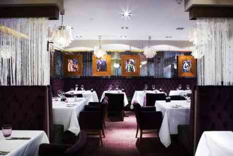 The New Ellington Hotel - Three Courses at the AA Rosette Awarded Digbys Restaurant - Save 40%