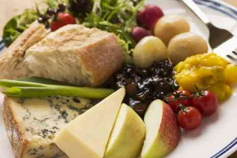 West Green Deli - Ploughmans and Drinks For Two - Save 50%