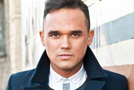 Woodville Halls Theatre - Gareth Gates Concert With Drinks For One - Save 50%