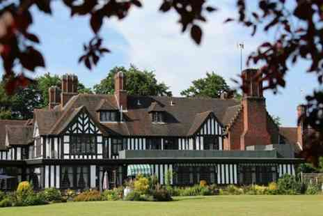 Stone Manor Hotel -  Family Stay With Entry to West Midlands Safari Park - Save 50%
