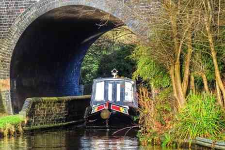 Middlewich Narrowboats - Three Night Boat Hire - Save 45%