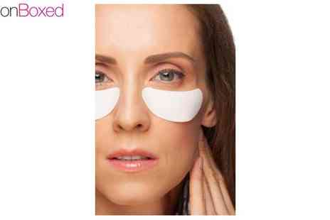 ASO Celebs - 20 Collagen Eye Masks - Save 81%