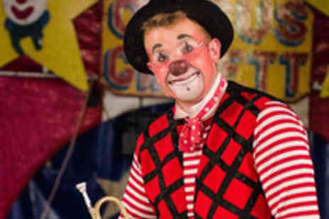 Circus Ginnett - Tickets to Circus Ginnett  - Save 50%