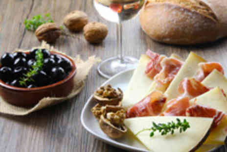 Veeno The Italian Wine Cafe - Wine Tasting Evening with Paired Tapas Dishes for up to Six  - Save 53%