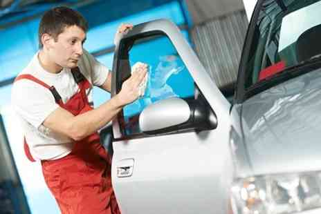 Autobahn - Car Air Con Service With Re Gas and Anti Bacterial Cleanse - Save 59%