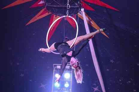 John Lawsons Circus - Tickets To John Lawson's Circus  - Save 43%