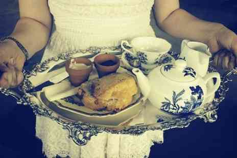 Rumpus Cosy - Afternoon Tea For Two - Save 50%