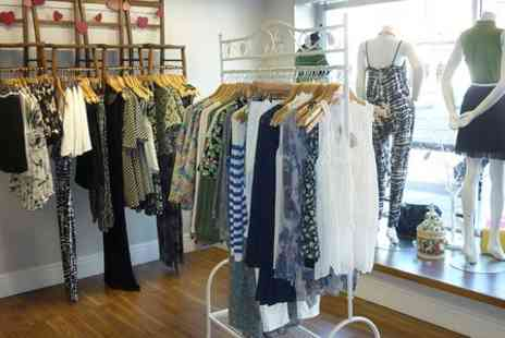 Tiger Lily Boutique -  £20 to Spend at Tiger Lily Boutique - Save 50%