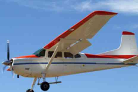 Hinton Pilot Flight Training - 2 hour flight experience - Save 66%